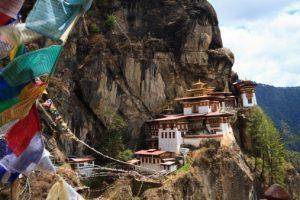 Wanderreisen Bhutan