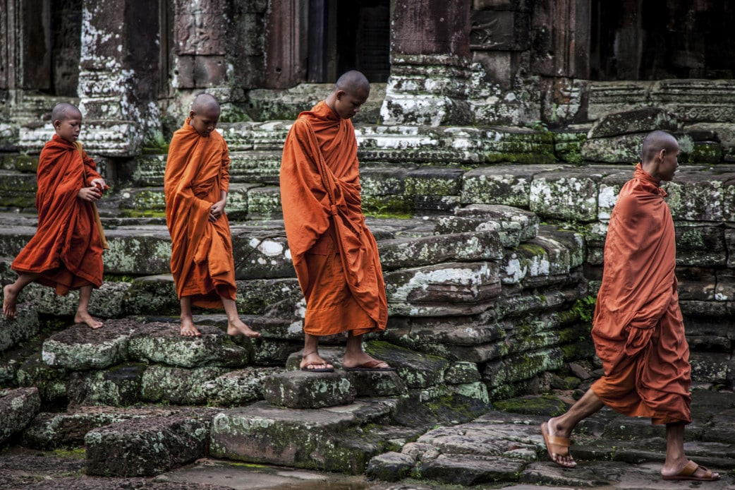 Beste Rundreisen Kambodscha