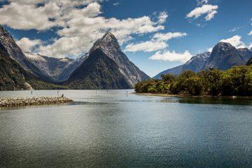 Neuseeland Sehenswürdigkeiten