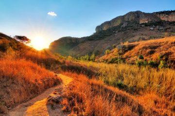 Madagaskar Sehenswürdigkeiten - Isalo Nationalpark
