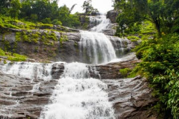 Sehenswürdigkeiten Simbabwe - Mutarazi Falls