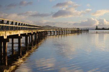 Lake Taup Neuseeland