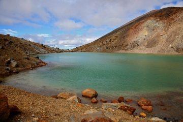 Neuseeland Sehenswürdigkeitenn - Tongariro Crossing Neuseeland