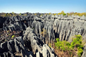 Madagaskar Sehenswürdiigkeit - Tsingy de Bemaraha Nationalpark