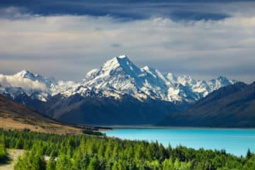 Beste Reisezeit Neuseeland