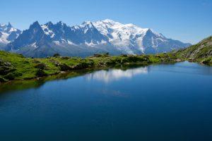 Frankreich - Mont Blanc