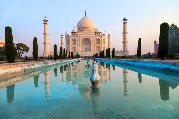 Reiseführer Indien - Taj Mahal