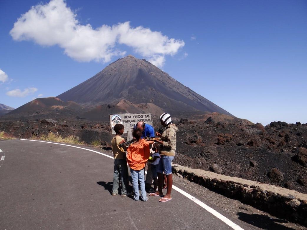Nationalpark auf Fogo - Trekking Tour