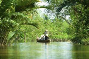 Mekong-Delta - Vietnam-Reise mit Kindern - Familienreise - Familienurlaub Vietnam