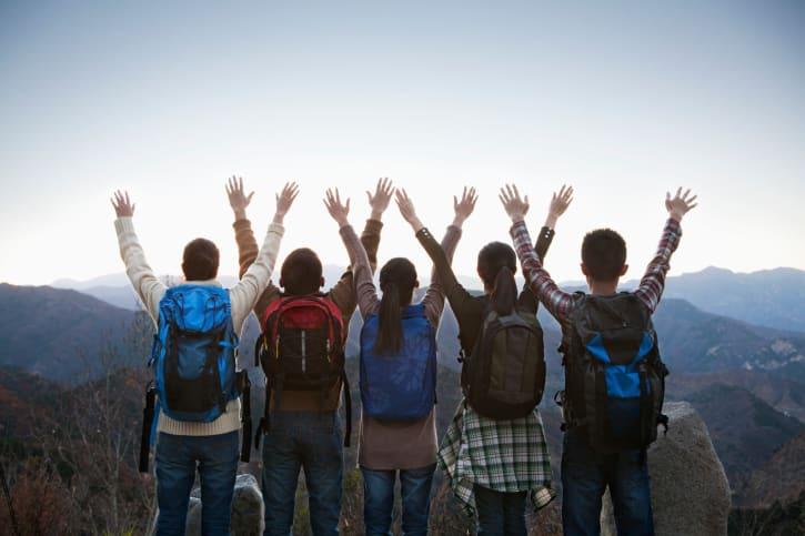 10 Gründe für eine Gruppenreise