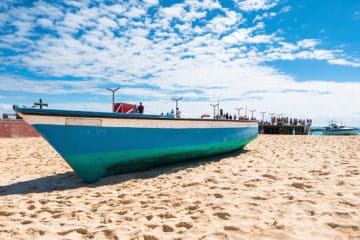 Inselhopping Kapverdische Inseln - Urlaub - Strand - Meer - Wandern - Trekking - Surfen - Kapverden-Reise