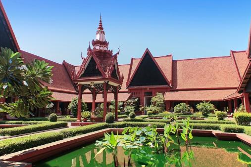 Phnom Penh - Rundreise Kambodscha