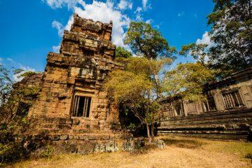Angkor Wat - Kambodscha-Reise - Tempel - Urlaub im September