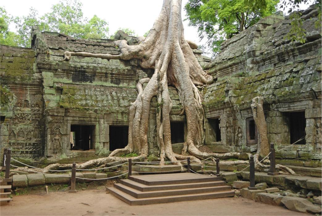 Tempel Kambodscha - Angkor Wat