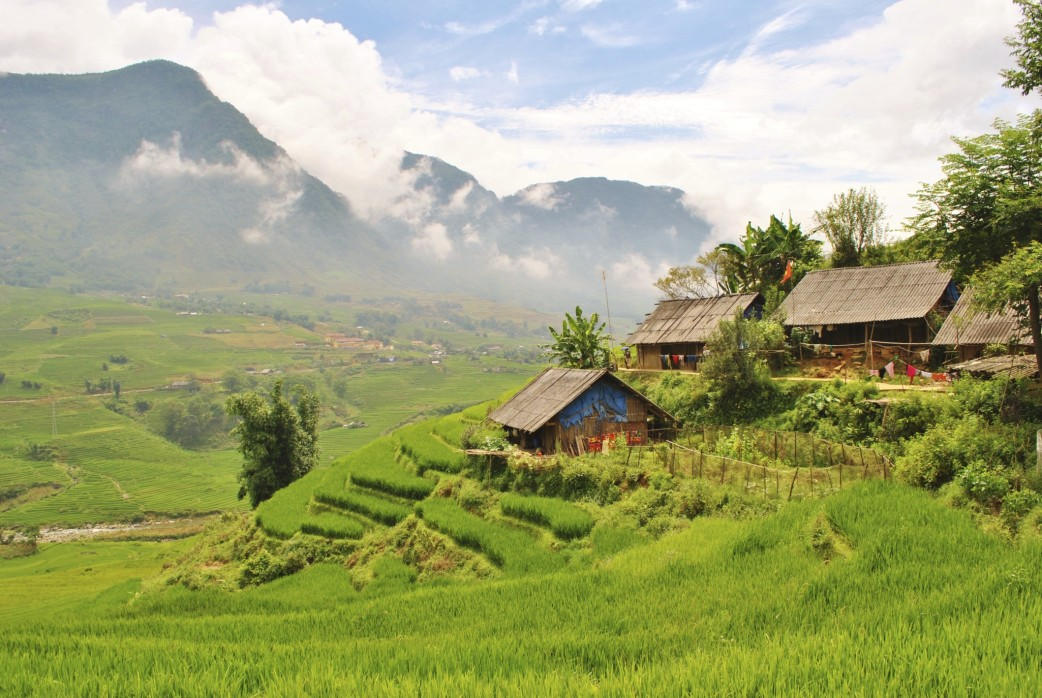 Vietnam Urlaub im Februar