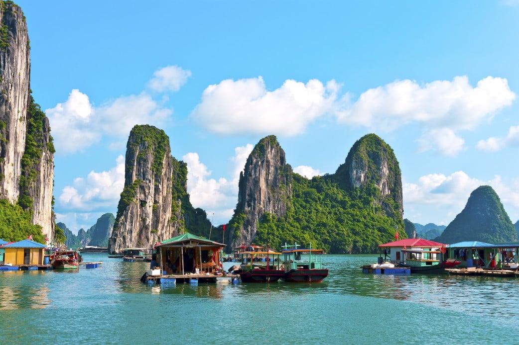 Vietnam Urlaub im Januar