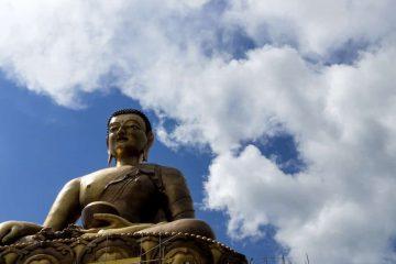 Bhutan Reisen im August