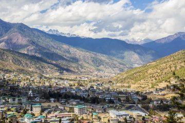 Bhutan Reisen im Juni