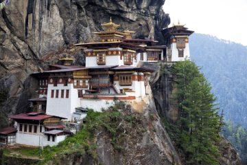 Bhutan Reisen im Oktober