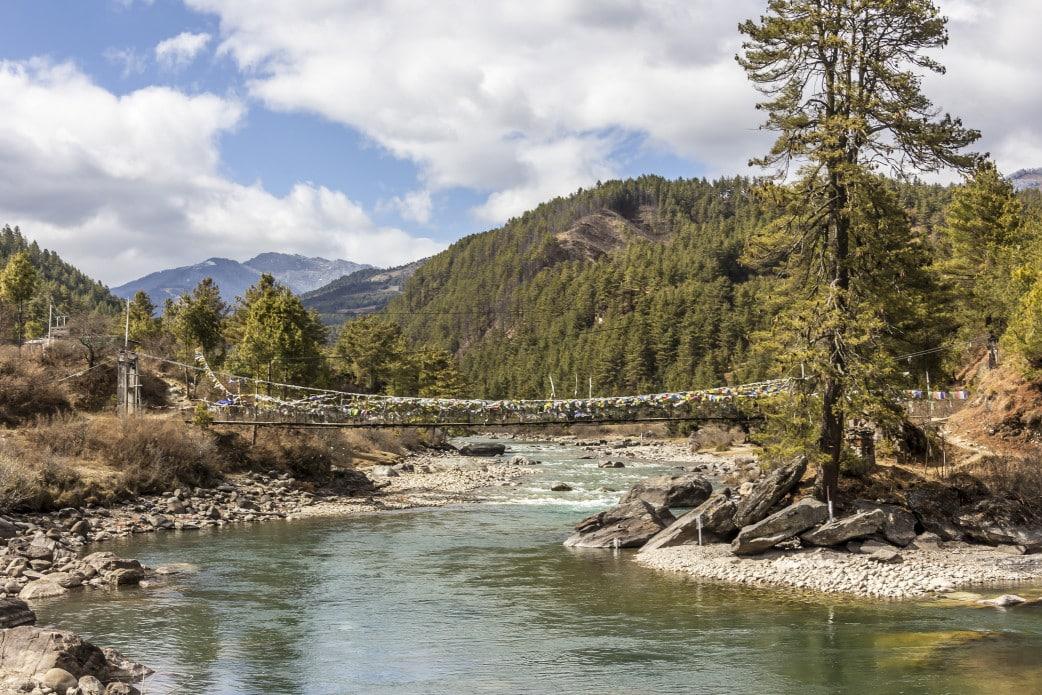 Bhutan Reisen im September