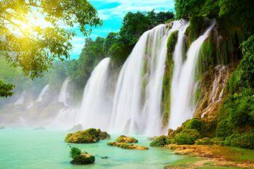 Vietnam Urlaub November