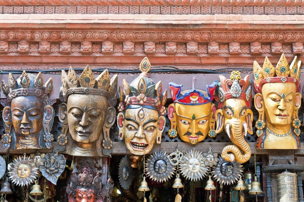 Masken Bhutan