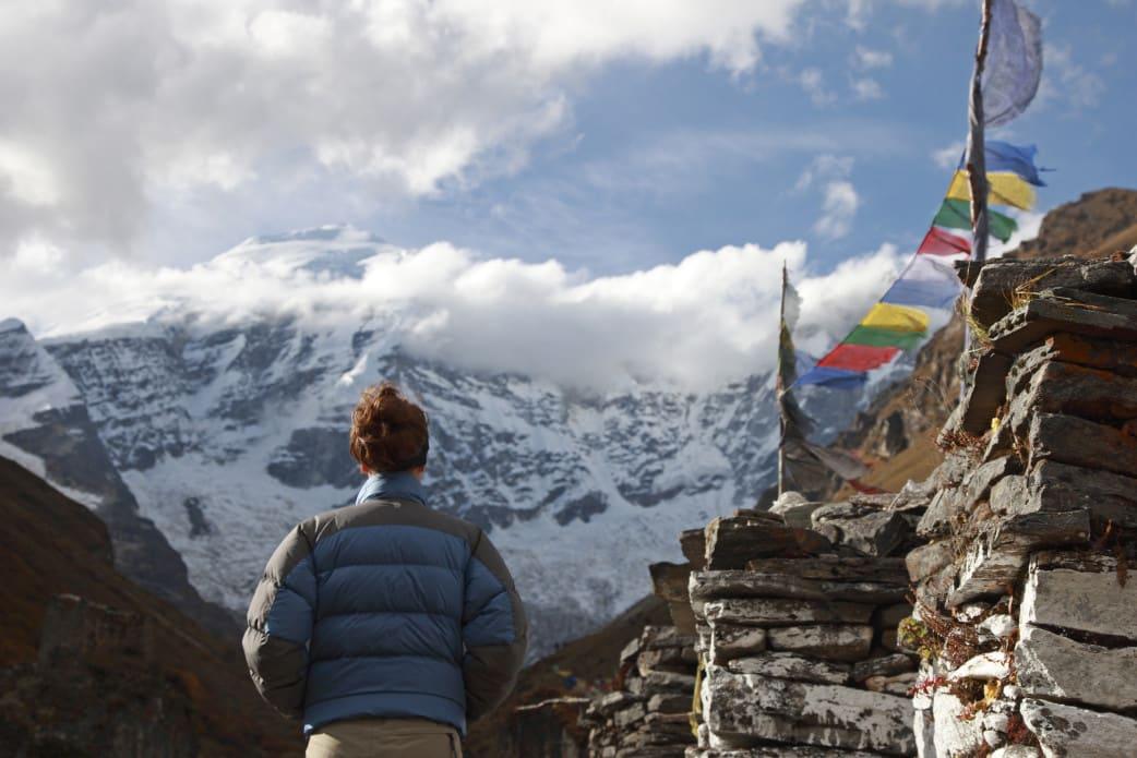 Himalaya Gebirge Bhutan Reisen