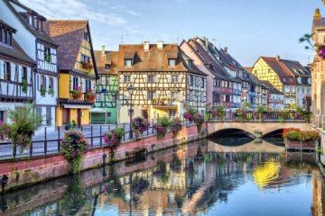 Weinreise nach Elsass Colmar