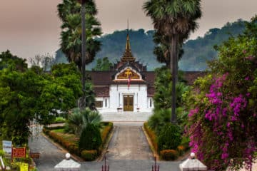 Individuell reisen durch Laos im Juni