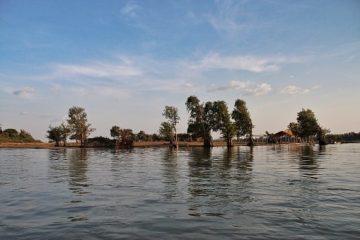 Gruppenreise durch Laos im Juli