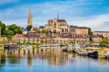 Weinreise nach Burgund