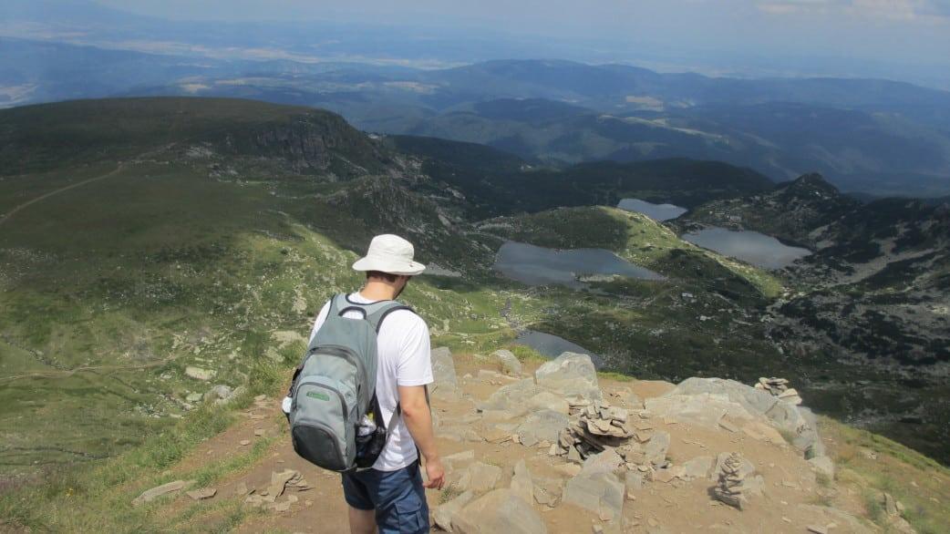 wanderreise bulgarien rila gebirge