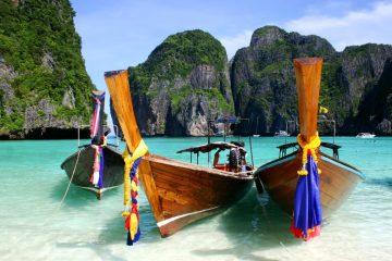 Thailand Reisen im August - Reisetipps, Wetter