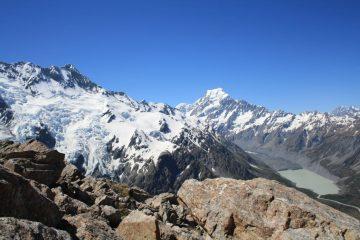 Mount Cook - Südinsel - Neuseeland im Juni