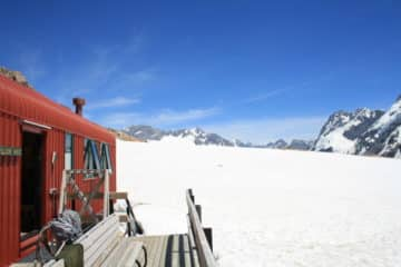 Mueller Hut - Mount Cook - Neuseeland im Juli