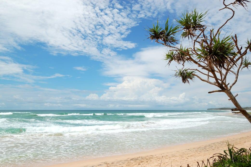 Strand - Bentota - Sri Lanka