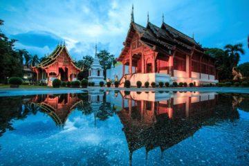 Thailand Reisen im Dezmeber - WEtter, Ziele, Individualreise