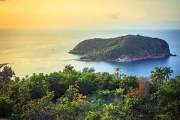 Thailand Reisen im Mai - Koh Phangan - Insel -