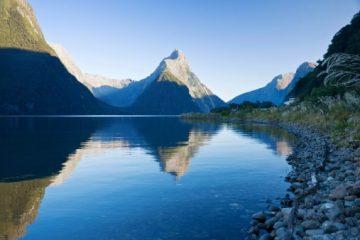 Milford Sound - Neuseeland Urlaub im Februar