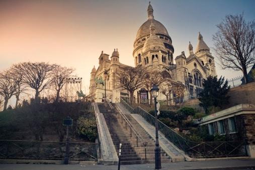 Indivudalreise durch Frankreich - Paris
