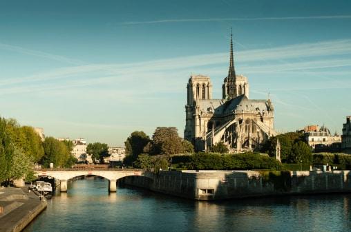 Beliebte Sehenswürdigkeiten auf einer Individualreise durch Frankreich