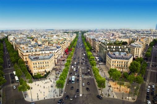 Indivudualreise nach Paris