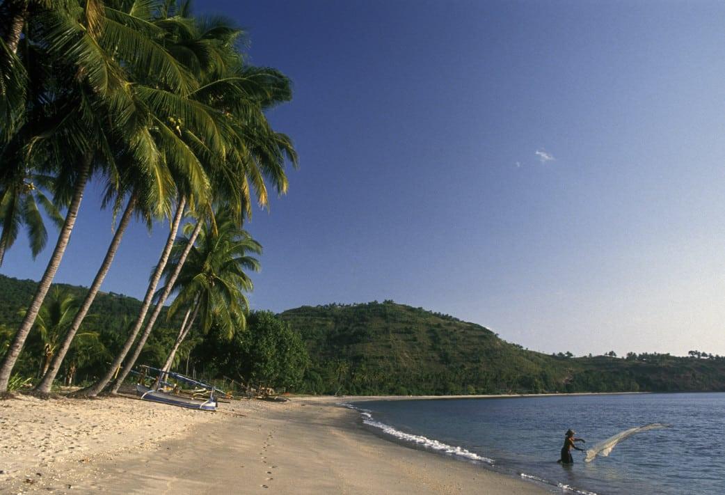 Asien Ulraub im August, Indonesien im August strand bali