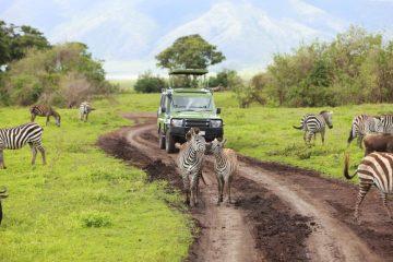 Selbstfahrerroute Namibia