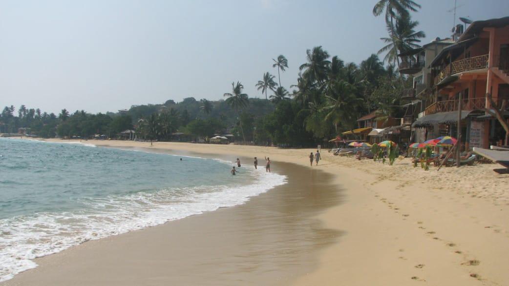 strand sri lanka unswakuna strand rundreise sri lanka