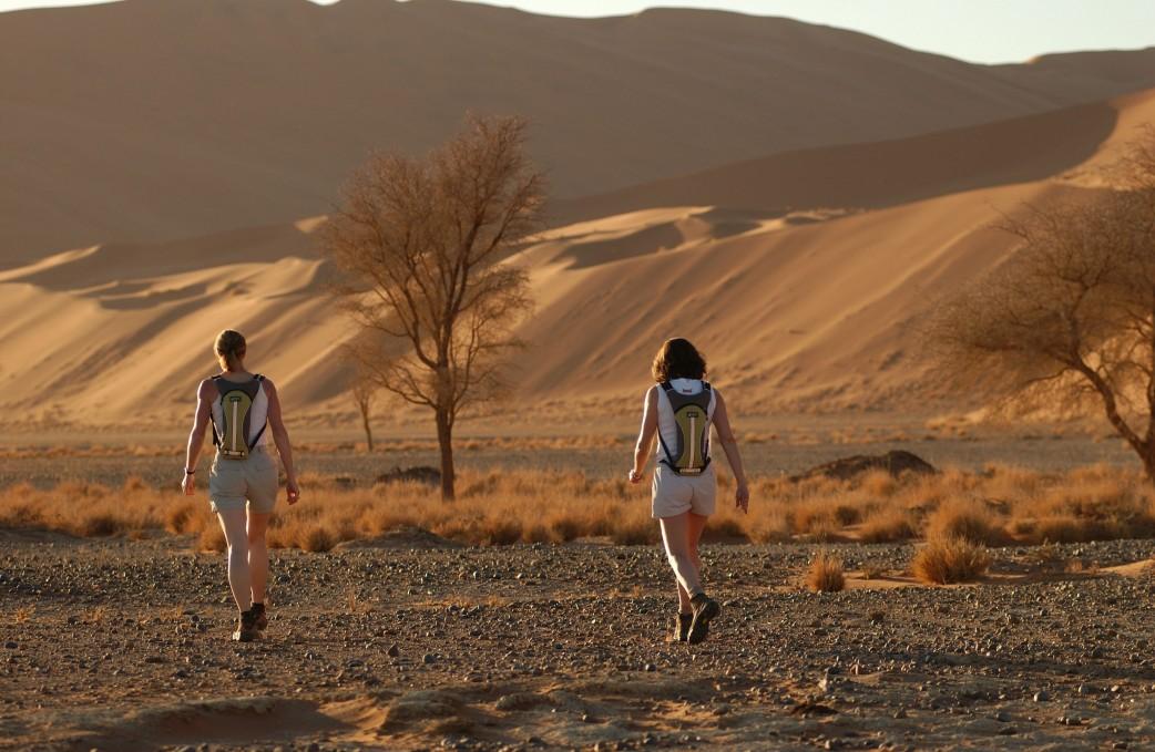 Nambische Wüste