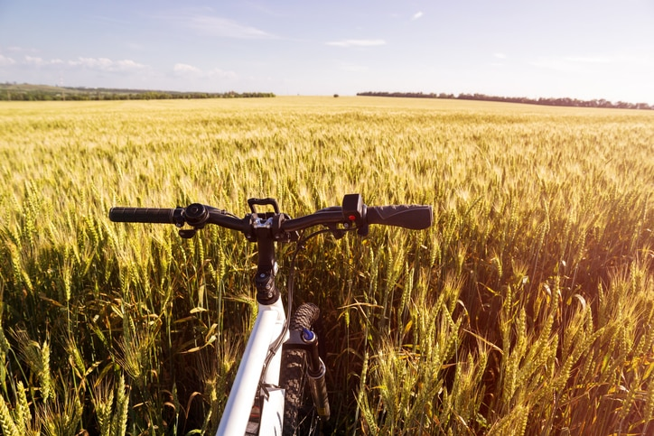 e -bike reise