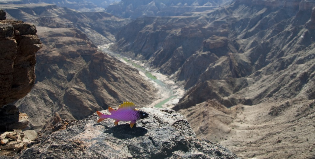 Namibia Reisen - Fish River Canyon