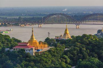 myanmar rundreise März und April