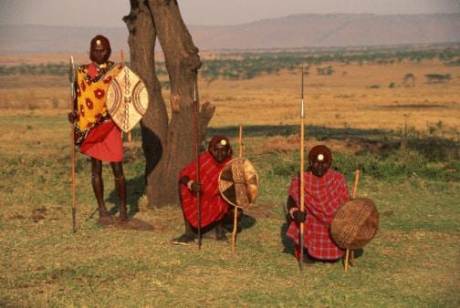 Kenia Reise